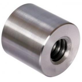 Nakrętka cylindryczna stal Tr10x2 prawa